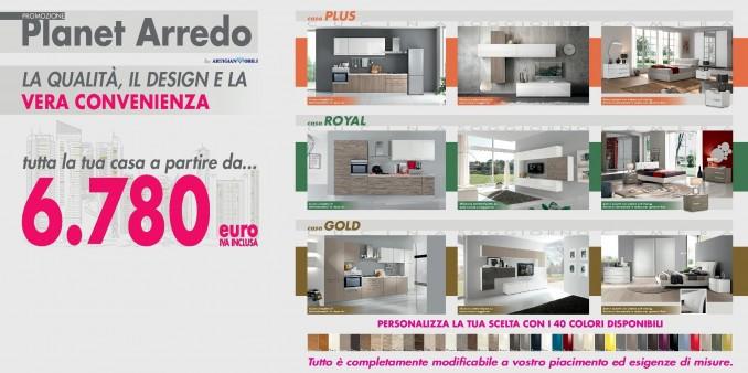Immagine 2 8 promozione planet arredo for Arredo planet